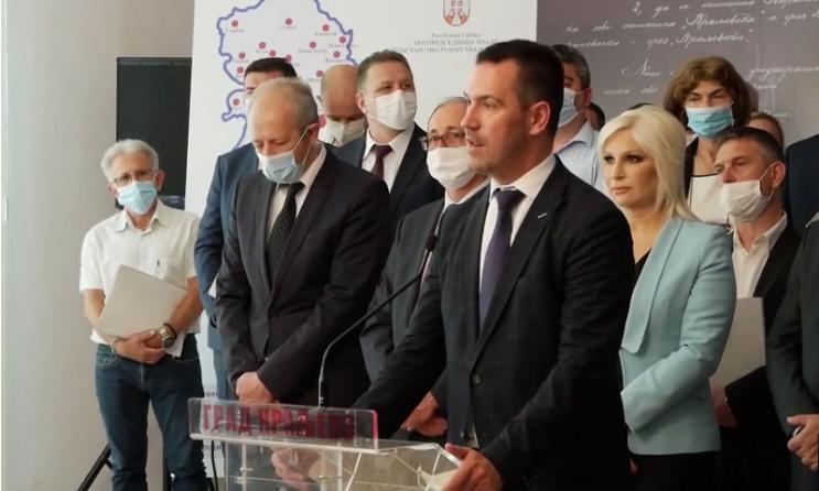 Screenshot 2021 06 26 at 22 23 47 U Kraljevu potpisani ugovori Ministarstva energetike sa 67 lokalnih samouprava VIDEO ... - Babić  potpisao ugovor o sufinansiranju programa energetske sanacije za Prijepolje