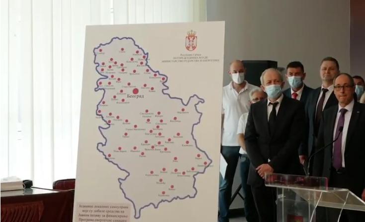 Screenshot 2021 06 26 at 22 29 13 U Kraljevu potpisani ugovori Ministarstva energetike sa 67 lokalnih samouprava VIDEO ... - Babić  potpisao ugovor o sufinansiranju programa energetske sanacije za Prijepolje