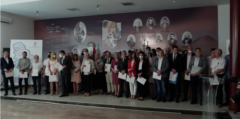 Screenshot 2021 06 26 at 22 30 02 U Kraljevu potpisani ugovori Ministarstva energetike sa 67 lokalnih samouprava VIDEO ... - Babić  potpisao ugovor o sufinansiranju programa energetske sanacije za Prijepolje